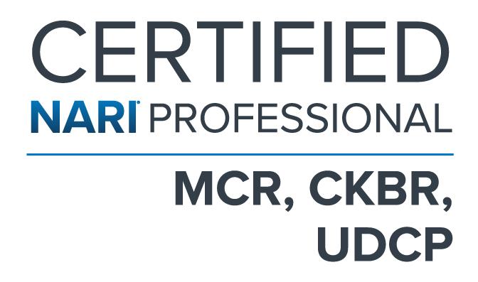 Steve Matela Reaches Master Certified Remodeler Designation!