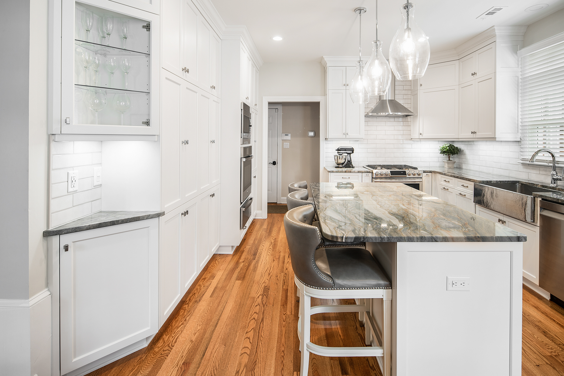 Chasewater Drive: Kitchen Remodel